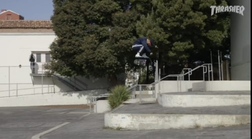 Source:THRASHER Miles Silvas Hell of a Year