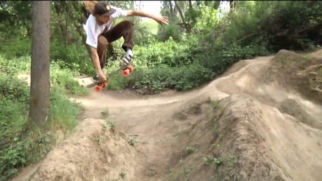 Source YouTube OJ Wheels Dirt Jumps