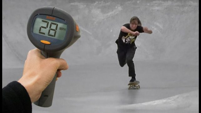 Source The Berrics How Fast Can Series