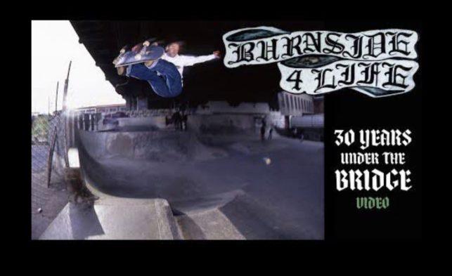 Source YouTube Thrasher Burnside 4 life