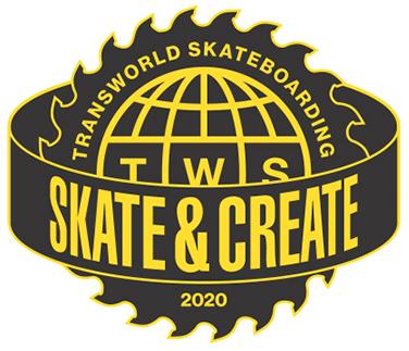 Source Transworld Skateboarding Skate and Create 2020