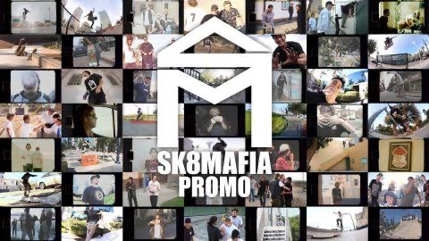 Source YouTube SK8MAFIA Promo 2020