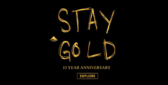 Source emerica.com Stay Gold