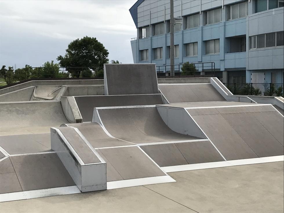 Kazusa Sarashina Skate Park