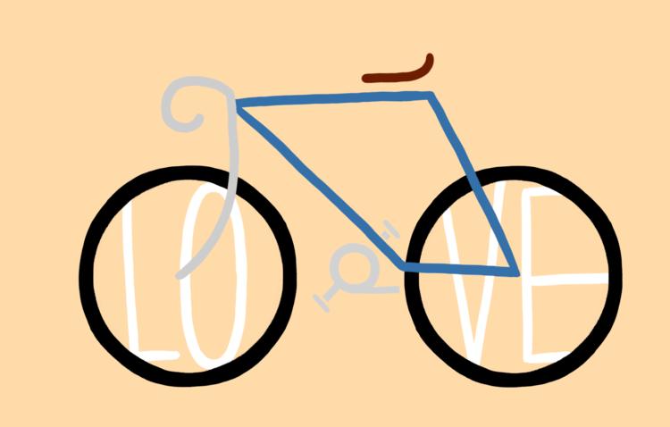 mild tiger love bike