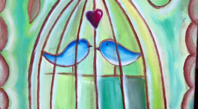 March 2nd – Love birds – The Loft Studio