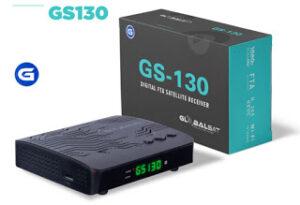 GLOBALSAT GS130 NOVA ATUALIZAÇÃO V1.60