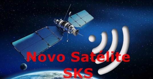 novo satelite sks