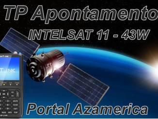 INTELSAT 11 - 43W