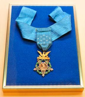 Zeamer Medal of Honor