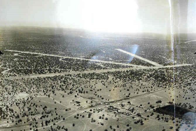 Torrens Creek airdrome, Queensland,