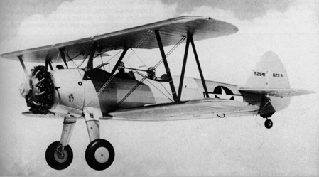 Photo of PT-13 Stearman