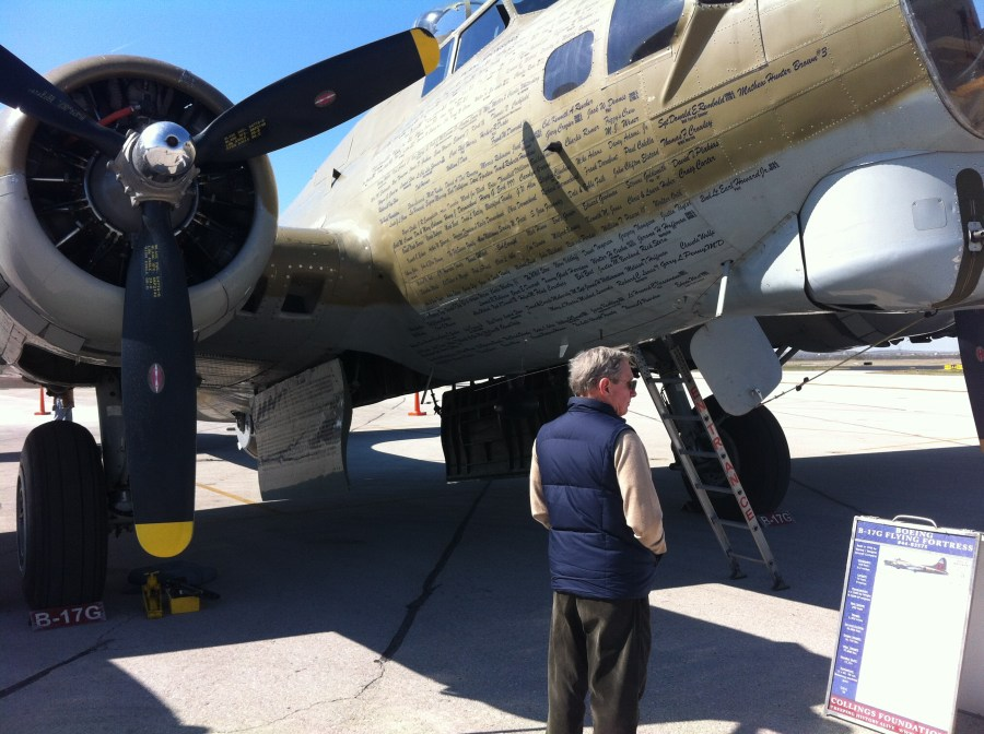 Photo of Collings Foundation B-17G