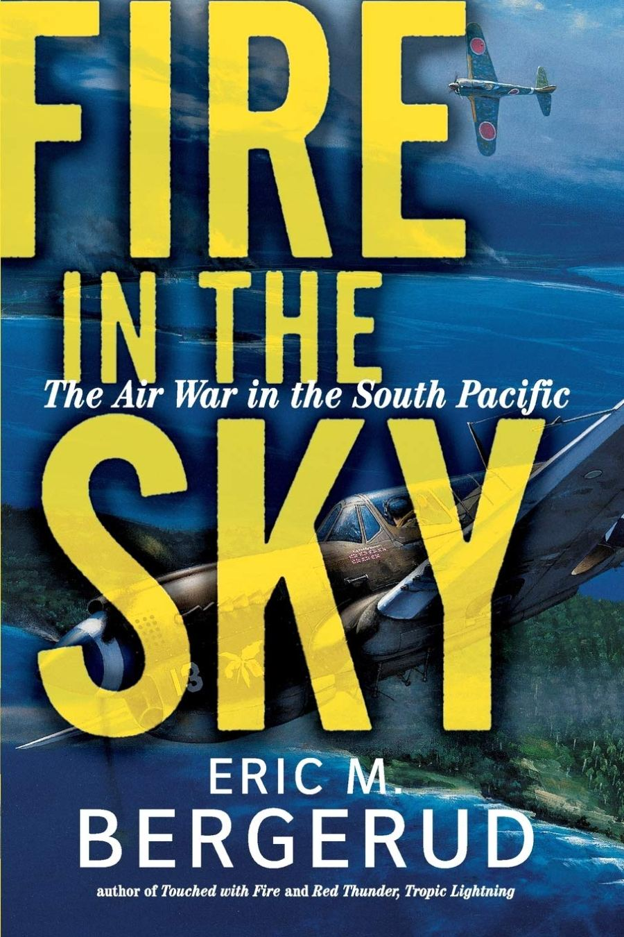 Fire in the Sky book cover