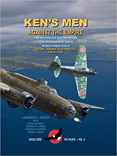 Ken Men Against the Empire book cover