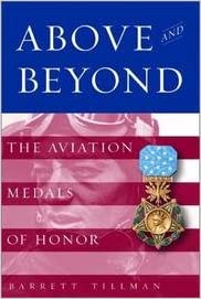 Tillman aviation Medals of Honor book cover