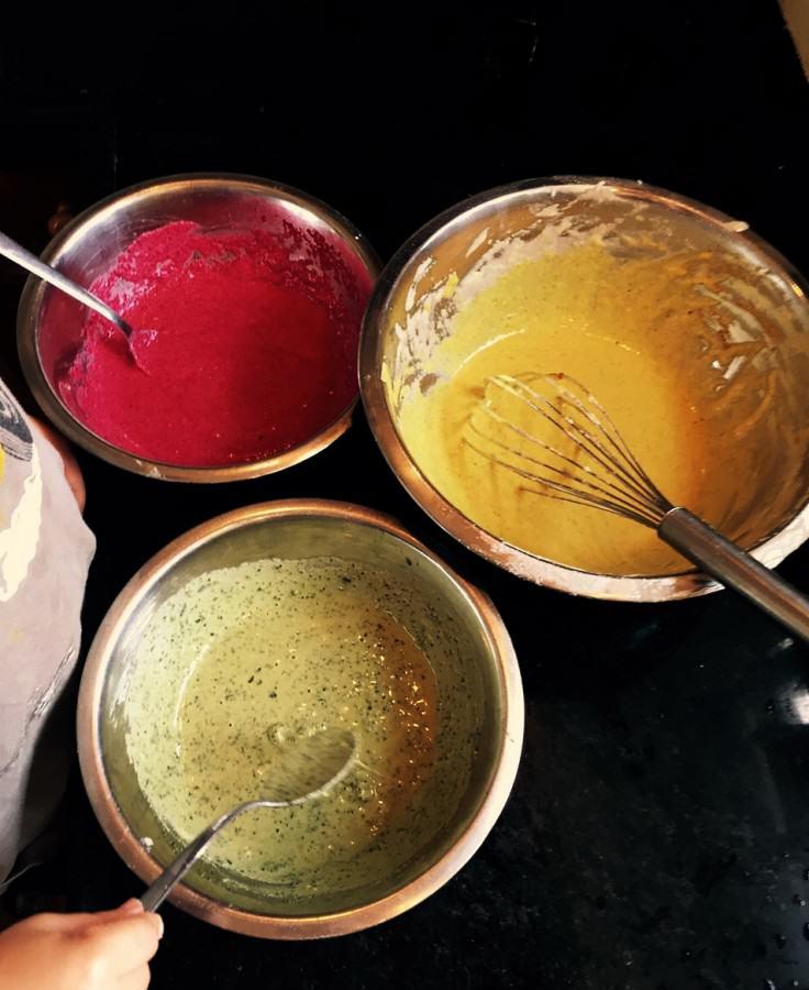 צבעי מאכל טבעיים