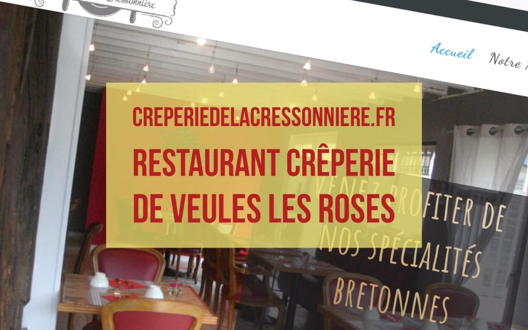 Crêperie de la Cressonniere.fr