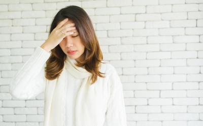 Typische Symptome von Depressionen
