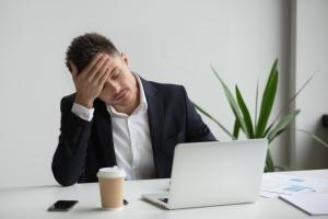 Beitragsbild - Burnout oder Depression