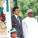 President Buhari Reveals What He Told Emir Of Qatar
