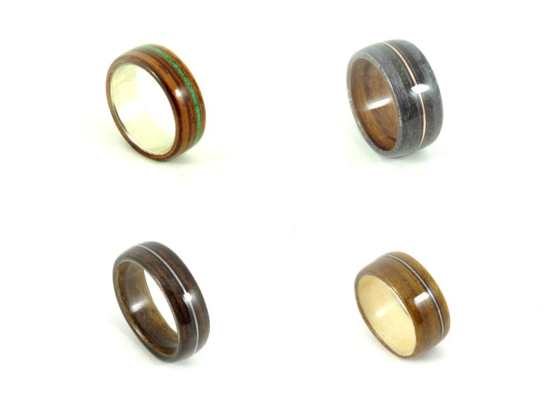 Wooden Ring Shop