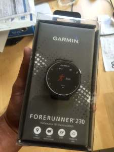Prize GPS watch