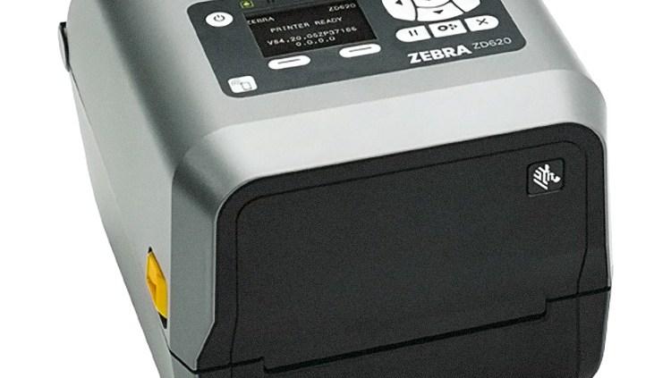 Zebra ZD62142-T21L01EZ 203 dpi 4 máy in tem rộng bốn inch