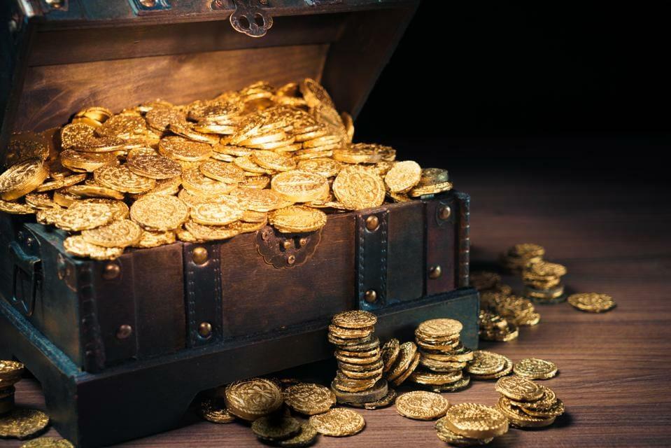Coffre d'or des subventions Zèbre stratégie