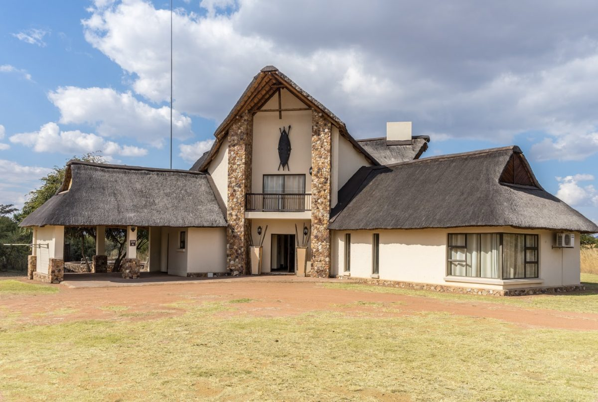 Zebula Properties present an African Dream Home