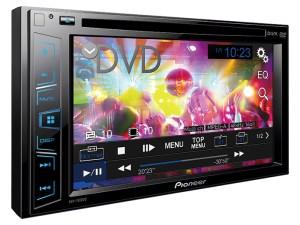8.2.2 2DIN TOUCHSCREEN RADIO/DVD/USB
