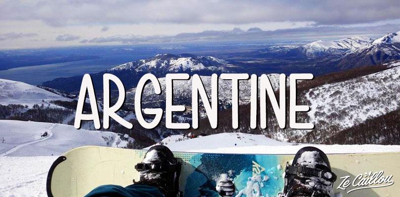 Les plus beaux endroits à visiter en Argentine par Ze Caillou