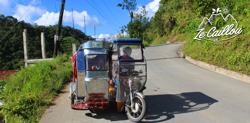 For a small travel budget, take local common transportation