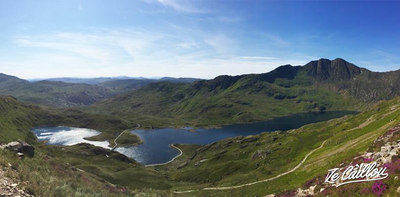 La magnifique randonnée du plus haut sommet du Pays de Galles, le mont Snowdon