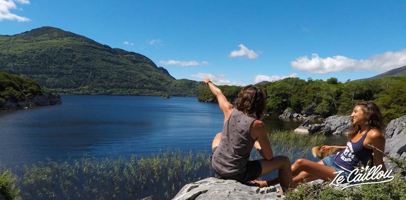 Faire la marche de 9km autour du lac Muckross au sein du parc Killarney