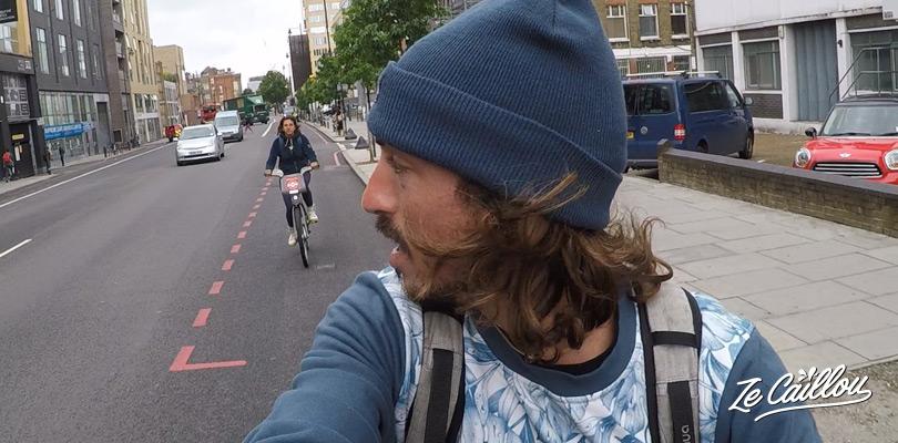 Louer un vélo à Londres pour circuler pas cher dans la capitale.