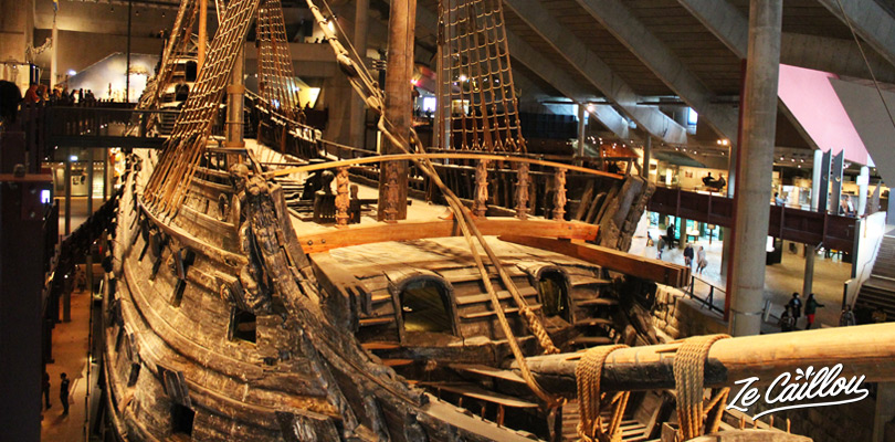 Learn about this Viking boat in the great Vasamuseet in Djurgarden in Sweden