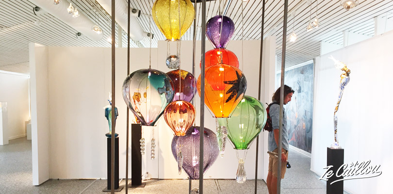 Have a great time discovering the glass factory of Kosta Boda in Sweden