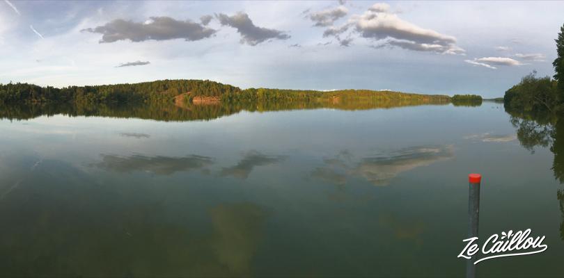Il y a plus de 90 000 lacs en Suède soit 10% du pays.