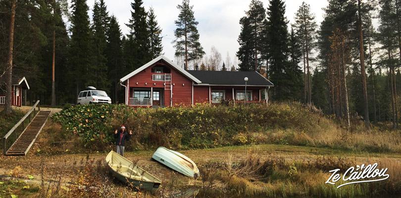 Louer un chalet finlandais un incontournable lors de vacances en Finlande
