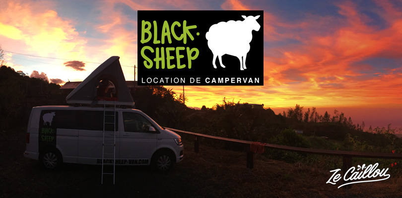 Blacksheep Reunion, a campervan rental is one of our partners.