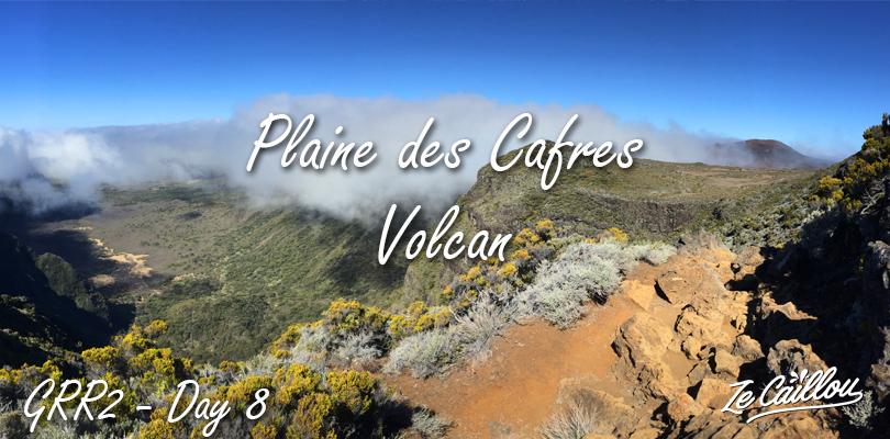 Our grr2 day 8, best trek in Reunion Island.
