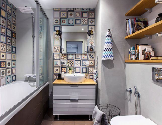 Baia unui apartament - 20 de idei de amenajare