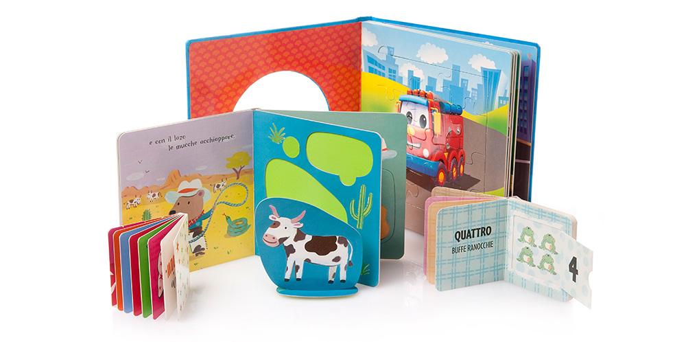 SD37 Libri per bambini