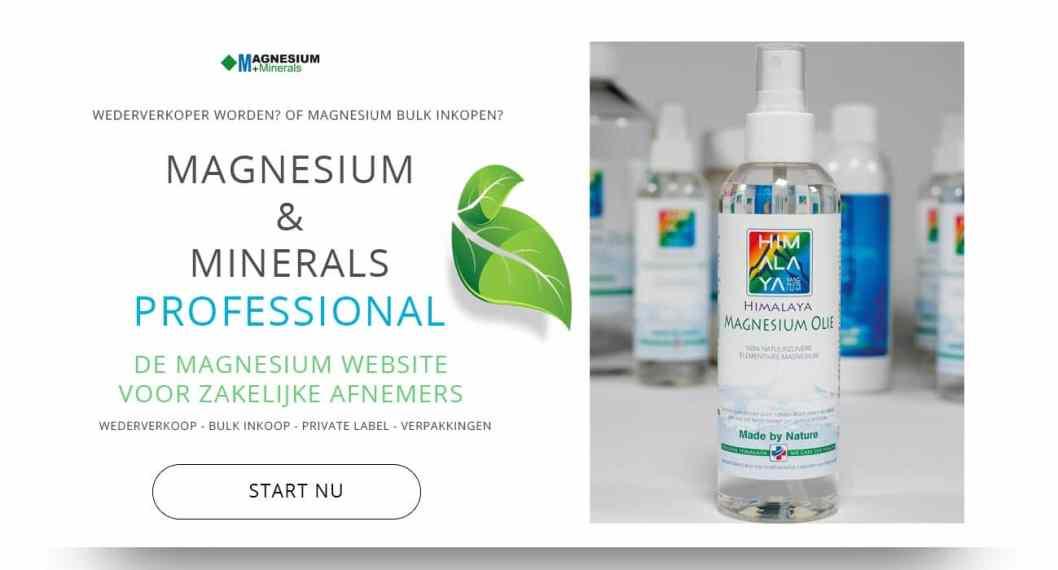 Magnesium & Minerals Professional