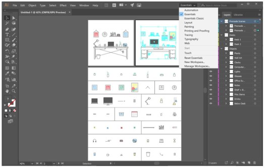 Adobe Illustrator CC 2021 25.0.0.60 For Free