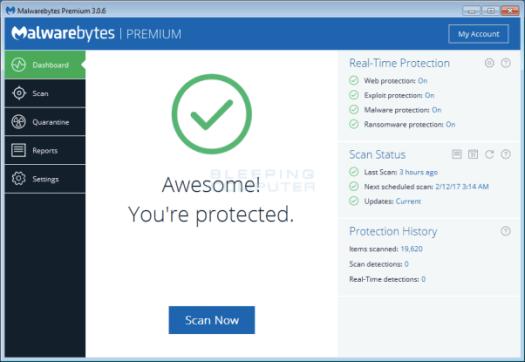 Malwarebytes 4.2.3 Crack Serial Key 2021 For {Win&Mac}