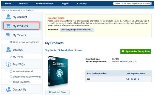 SpyHunter 5 Crack Serial Key + Keygen 2020 Free Download
