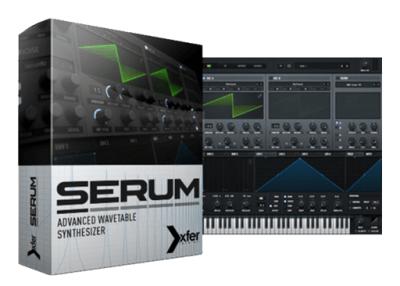 Serum VST Crack V3b5