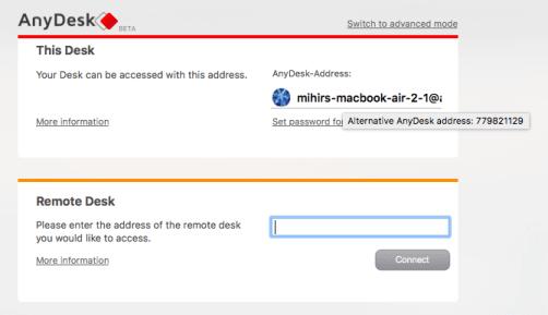 AnyDesk 6.2.3 Crack